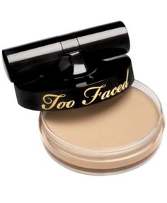 Too Faced Air Buffed Bb Creme Complete Coverage Makeup Broad Spectrum SPF 20 Sunscreen (651986700981) What it is: Achieve flawless looking skin with 5-in-1 benefits. Even skin tone and banish the appearance of imperfections with this complete coverage Beauty Balm. Air Buffed Bb Creme includes a snap-in-place Air-Buff Brush specifically created with our cruelty-free Teddy Bear Hair to blend this lightweight formulation into flawless looking skin.