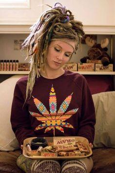 Pretty stoner! perfect for #DOMAINNAME http://HempFashionDesigner.com #HEMP