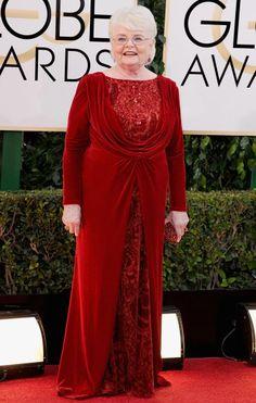 June Squibb - Golden Globes 2014