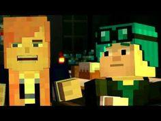 Minecraft: YOUTUBERS EDITION! - STORY MODE [Episode 6][1] - YouTube