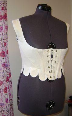 corset regency court