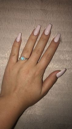 Best no chip manicure colors opi Ideas Acrylic Nails Coffin Short, Simple Acrylic Nails, Best Acrylic Nails, Perfect Nails, Gorgeous Nails, Pretty Nails, Nails Ideias, Milky Nails, Acylic Nails