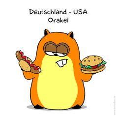 Deutschland gegen USA
