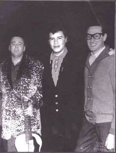 2/3/2013: Today in 1959 Singers Buddy Holly, Ritchie Valens and the Big Bopper were killed when their plane crashed near Clear Lake, Iowa, shortly after their last concert at the nearby Surf Ballroom.