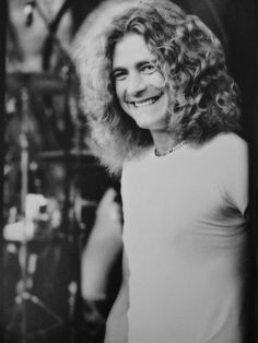 A Led Zeppelin Smile  from Robert Plant
