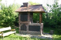 Homemade Tools, Malaga, Gazebo, Grilling, Backyard, Construction, Outdoor Structures, Cabin, House Styles