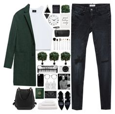 """#592"" by giulls1 ❤ liked on Polyvore featuring Zara, Brucs, Murphy, Sonia Kashuk, MANGO, Waterworks, Royce Leather, Three Hands, Nikon and Casetify"