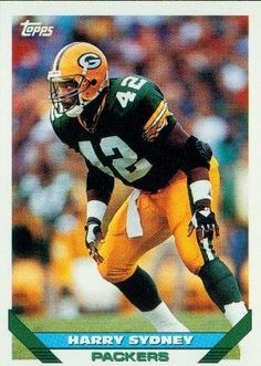 1993 Topps #208 Harry Sydney - Green Bay Packers (Football Cards) by Topps. $0.88. 1993 Topps #208 Harry Sydney - Green Bay Packers (Football Cards)