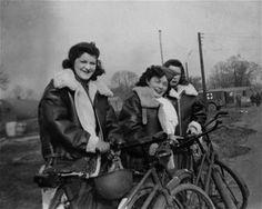 USAAF Flight Nurses in WWII