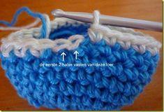 P1110675 Granny Square Crochet Pattern, Crochet Squares, Stitch Patterns, Crochet Patterns, Knitting Stiches, Tapestry Crochet, Diy Crochet, Handmade, Tips