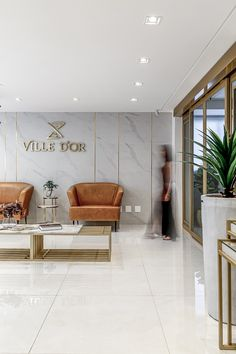 Clínica Ville D'or, para Luval e Paula Contin Interiores – RPGuimarães Architecture, Room, Photography, Furniture, Films, Home Decor, Gardening, Medical Office Interior, Office Reception
