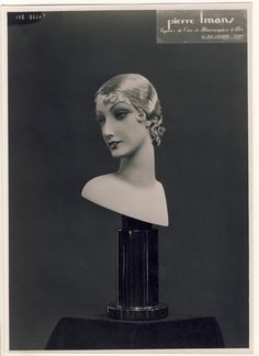 Vintage Mannequin, Mannequin Heads, Daguerreotype, Surrealism, 1930s, Sassy, Glass Art, Statue, Cartoon
