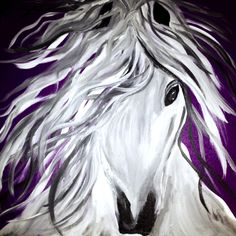 Silver Rodeo acrylic King of Arts
