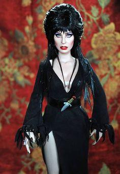 Elvira Re-Paint by Noel Cruz Creations