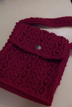 redbobble by celknits, via Flickr