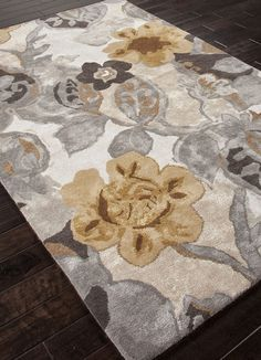 RugStudio presents the Hand Tufted Abr0088 Grey by Addison And Banks.RugStudio # 82066Brand: Addison And BanksCollection: Hand TuftedPromotion: SALEStyle: Transitional, Floral Weave: Hand-TuftedMaterial: 70% Wool / 30% Artificial SilkOrigin:...