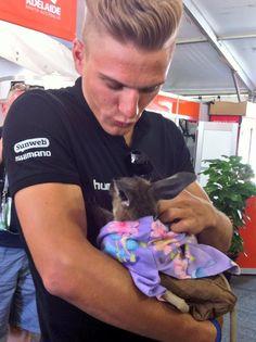 Those days when you wish you were a kangaroo :-)