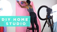 How to Build Your Own Home Studio. This DIY tech talk is for my boos who are creating videos at home and designing flawless studios on a budget. You'll see t...