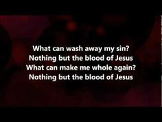 Nothing But The Blood - Jesus Culture w/ Lyrics