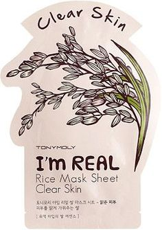 Go full-on spa mode with a sheet mask you can toss when you're done — no need to pause the movie to rinse it off. Tony Moly I'm Real Rice Sheet Mask, $3.75, available at Ulta.  #refinery29 http://www.refinery29.com/netflix-and-chill-products#slide-19