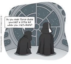 How not to use the Force #starwars