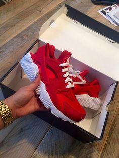 shoes red nike red huaraches cute custom red shoes huarache custom shoes air max
