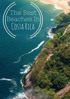 Best Beaches In Southern Costa Rica