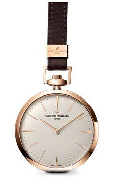 Patrimony Contemporaine reloj de bolsillo (82028/000R-9708)