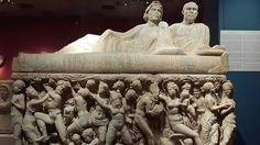 M.S.  2. YY Antalya Müzesi Türkiye