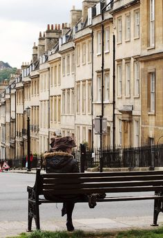 Bath, England @Michael Dussert Aitken Lusk