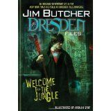 The Dresden Files: Welcome to the Jungle (Hardcover)By Jim Butcher