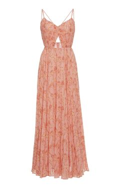 Lucy Printed Pleated Jersey Midi Dress by AMUR Now Available on Moda Operandi Velvet Midi Dress, Pleated Midi Dress, Lucy Dresses, Casual Dresses, Evening Dresses, Summer Dresses, Daily Dress, All About Fashion, Clothes
