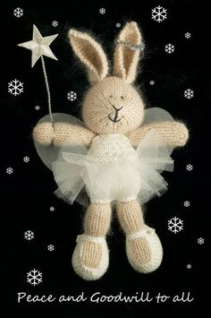 Little cotton rabbits - Fairy rabbit