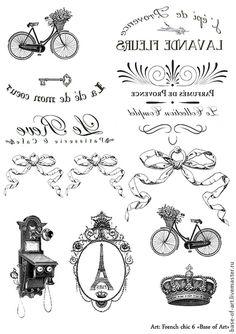 Vintage Diy, Decoupage Vintage, Decoupage Paper, Vintage Labels, Vintage Paper, Vintage Images, Vintage Roses, Printable Labels, Printable Art