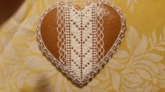 Gingerbread, Valentines Day, Cookies, Drink, Christmas, Food, Wafer Cookies, Heart, Valentine's Day Diy