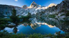 Rocks Nature Landscape Widescreen Wallpaper HD Wallpaper