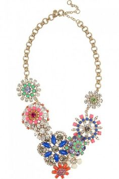NYFW Spring 2013: The Statement Necklace   theglitterguide.com