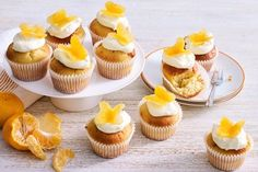 Mandarin Cupcakes. gallery image 18599