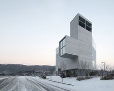 nameless architecture completes RW concrete church in south korea