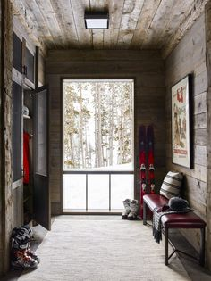 The White Company, Ski Lodge Decor, Chalet Interior, Interior Design, Alpine Chalet, Chalet Design, Mountain Style, Mountain Homes, Summit County