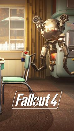 I made some Fallout 4 lock screen wallpapers from E3 stills - Imgur