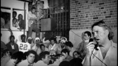 The national mood of political unrest and protest filtered into the United States prison system. And on September 9, 1971, prisoners at New York's Attica Correctional