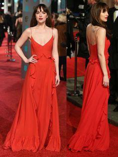 Confira os lindos vestidos do BAFTA 2016! Inspirações para madrinhas de casamento diretamente do red carpet.