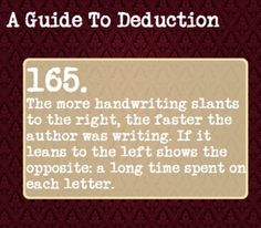 A Guide to Deduction #165