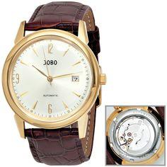 JOBO Herren-Armbanduhr Automatik Edelstahl vergoldet Glasboden Lederband  http://www.ebay.de/itm/JOBO-Herren-Armbanduhr-Automatik-Edelstahl-vergoldet-Glasboden-Lederband-A31912-/161899965948?ssPageName=STRK:MESE:IT