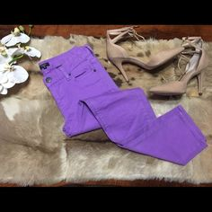 J.CREW MATCHSTICKS JEAN IN GREAT CONDITION J CREW MATCHSTICKS STRETCH SIZE 25 inseam 25 J. Crew Jeans Skinny