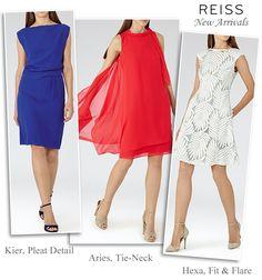 Reiss AW16 dresses