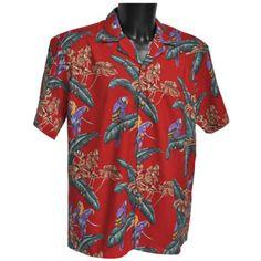 chemise hawaienne ...JUNGLE BIRD MAGNUM