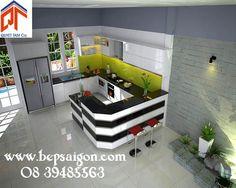 Tủ bếp giá rẻ tại TP.HCM, tủ bếp hiện đại 2013-2014 | tủ bếp gia đình, tủ bếp hiện đại, tủ bếp cao cấp