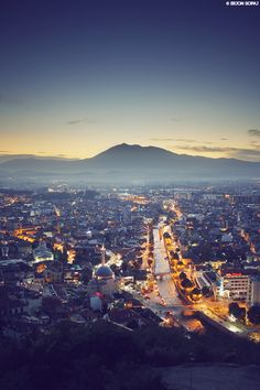 Prizren in Night